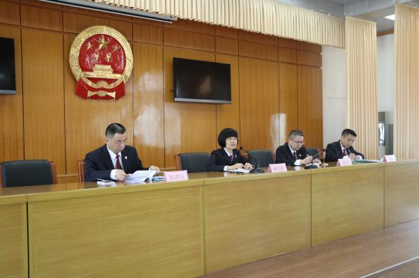 揭西县人民检察院传达学习中国共产党揭西县第十一届纪律检查委员